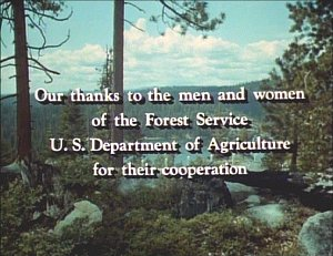 forest service credit