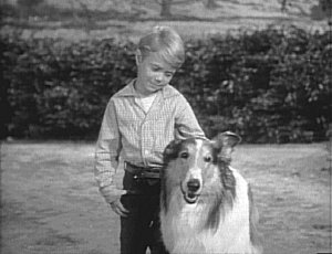 Jon Provost and Lassie on Thriving Canine